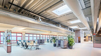 Open Space Office Fläche